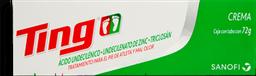 Antimicótico Ting Crema 72 g