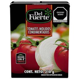 Del Fuerte Puré de Tomate Condimentado