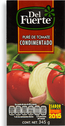 Puré de Tomate Del Fuerte Condimentado 345 g