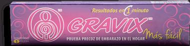 Gravix Prueba De Embarazo