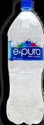 Agua Natura E pura 2 L