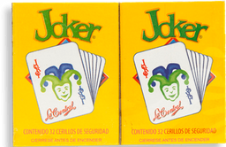 Cerillos Joker