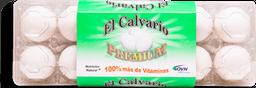Huevo Blanco El Calvario Premium 12 U