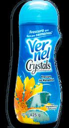 Aromatizante Vernel Crystals Frescura de Manantial 425 g