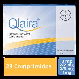 Qlaira Estradiol (3 Mg)