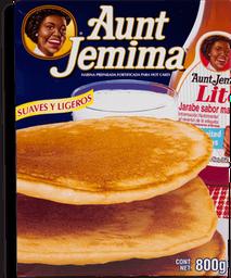 Harina para Hot Cakes Aunt Jemima Suaves y Ligeros Caja 800 g