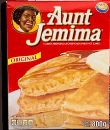 Harina para HoT Cakes Aunt Jemima Original 800 g