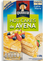 Harina Quaker Hot Cakes de Avena 500 g