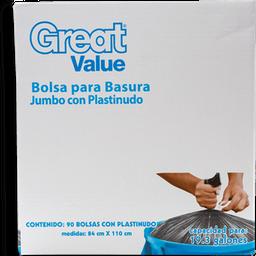 Bolsas Great Value