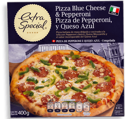 Pizza Extra Special