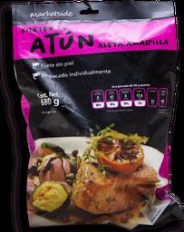 Filetes de Atún Marketside Aleta Amarilla 680 g