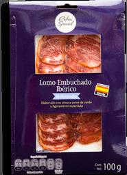 Lomo Embuchado Extra Special Ibérico Rebanado 100 g