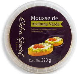 Mousse Extra Special
