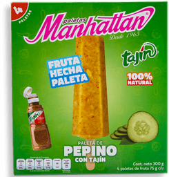 Paleta Manhattan