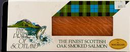 Filete de Salmón The Pride Of Scotland Ahumado 250 g