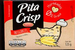 Pan Libanius Pita Crisp Árabe Horneado Integral 125 g