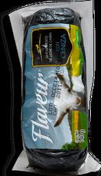 Queso de Cabra Flaveur Fresco con Ceniza Paquete 140 g
