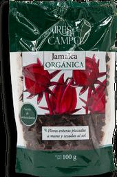 Flor de Jamaica Aires de Campo Orgánica 100 g