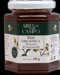 Miel Aires De Campo Floración de Manzanilla 350 g