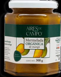 Mermelada Aires de Campo de Mango Orgánico 300 g