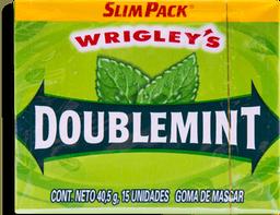 Goma de Mascar Wrigley's Doublemint 40.5 g