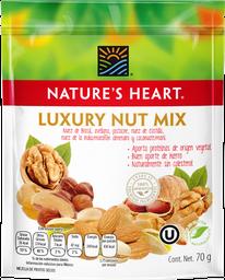 Mezcla de Nueces Nature's Heart Luxury Nut Mix 70 g