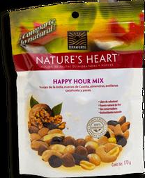 Mezcla De Nueces Nature's Heart Hora Feliz 170 g