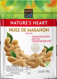 Nuez de La India Natures Heart 400 g