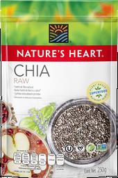 Chía Natures Heart 250 g