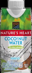 Agua Natures Heart de Coco  330 mL