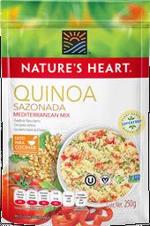 Quínoa Natures Heart Mediterranean Mix 250 g