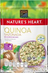 Arroz Natures Heart Quinoto Mushroom Mix 250 g