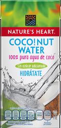 Agua Natures Heart de Coco  946 mL