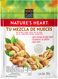 Nuez Nature's Heart Mezcla 300 g