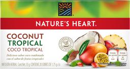 Té Nature's Heart Coconut Tropical 20 U