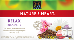 Té Nature's Heart Relax 35 g