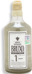 Mezcal Bruxo Artesanal Botella 750 mL