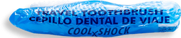 Cepillo Dental Cool X Shock Viaje 1 U