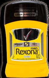 Antitranspirante Rexona Men V8 Barra 50 g