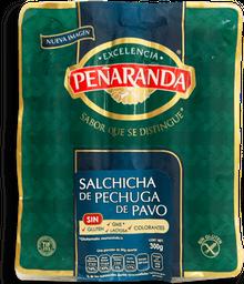 Salchicha de Pechuga de Pavo Peñaranda Clásica 300 g
