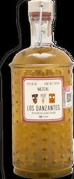 Mezcal Los Danzantes Reposado Botella 750 mL