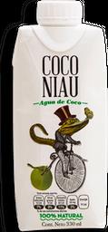 Agua de Coco Coco Niau Natural 330 mL