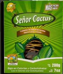 Tostadas Señor Cactus Horneadas 200 g