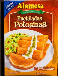 Enchiladas Potosinas Alamesa