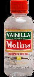 Vainilla Molina Cristalina 120 mL