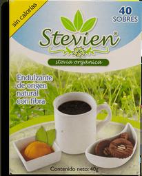 Endulzante Con Stevia Organicac