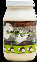 Mantequilla de Coco De mi Pueblo Frasco 473 ml