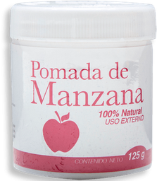 Pomada De Manzana Naturalmex