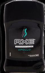 Desodorante Axe Men Apollo Stick Barra 54 g