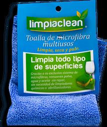 Toalla de Microfibra Limpiaclean Multiusos 1